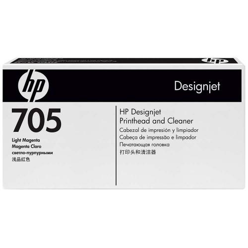 HP 705 DesignJet Printhead/ Printhead Cleaner - Light Magenta (CD958A)