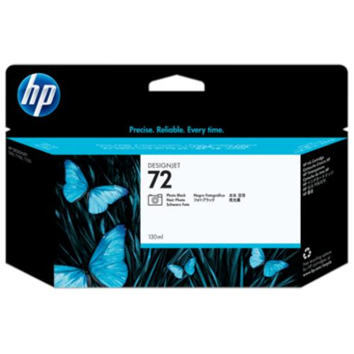 HP 72 130ml Photo Black Ink Cartridge (C9370A)