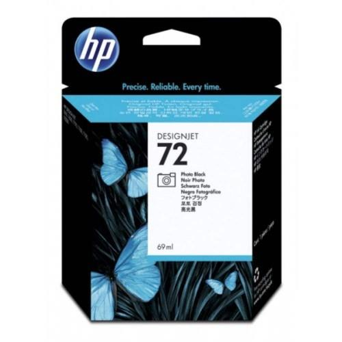 HP 72 69-ml Photo Black Ink Cartridge (C9397A)