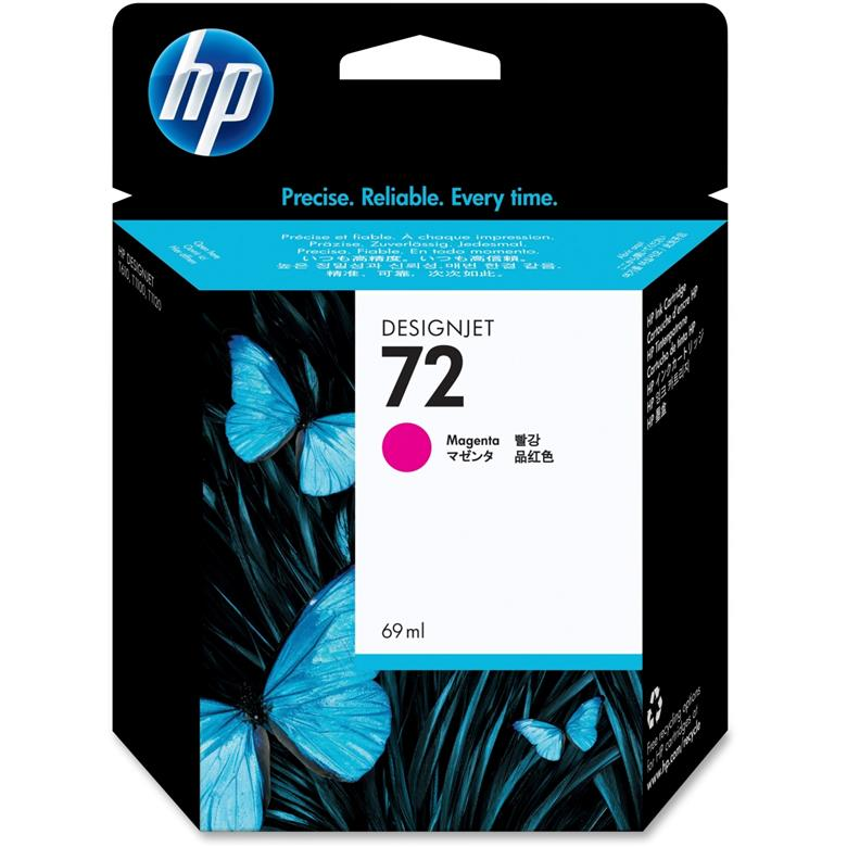 HP 72 69ml Magenta Ink(Genuine) C9399A T610 620 770 (Old Stock Expire)