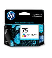 HP 75 COLOR INK CARTRIDGE (CB337WA)