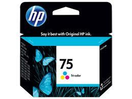 HP 75 Color Ink (Genuine) CB337WA D4200 D4260 D4360 D5360
