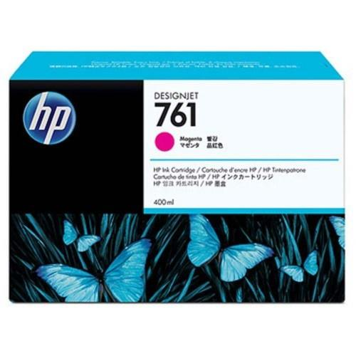 HP 761 400ml Magenta Designjet Ink Cartridge (CM993A)