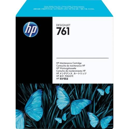 HP 761 DesignJet Maintenance Cartridge (CH649A)