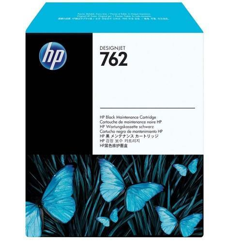 HP 762 DesignJet Maintenance Cartridge (CM998A)