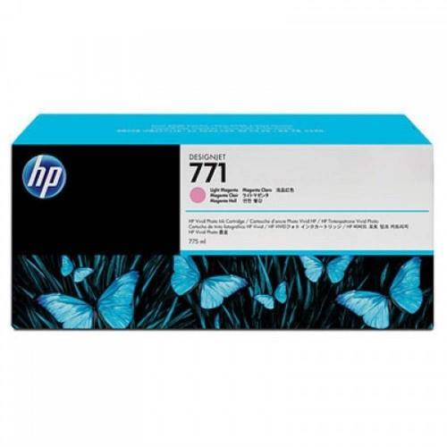 HP 771B 775ml Light Magenta Designjet Ink Cartridge (B6Y03A)