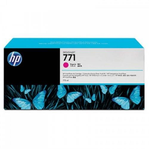 HP 771B 775ml Magenta Designjet Ink Cartridge (B6Y01A)