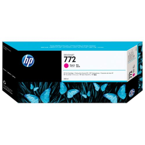 HP 772 DesignJet Ink Cartridge 300ml Magenta (CN629A)
