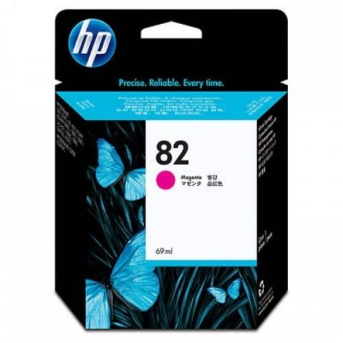HP 82 69-ml Magenta Ink Cartridge (C4912A)
