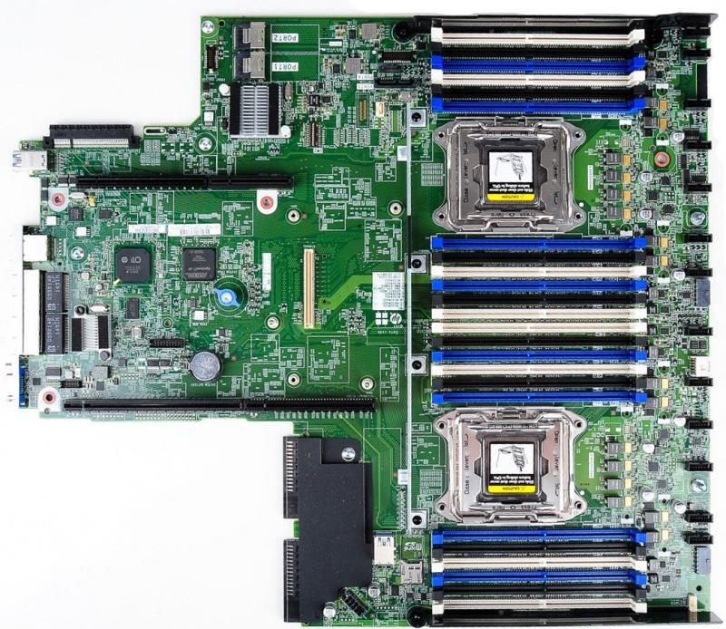 HP 843307-001 SYSTEM BOARD FOR DL360 DL380 GEN9 V3 V4 MOTHERBOARD