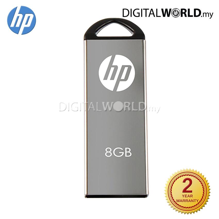 HP 8GB/16GB/32GB V220W USB Flash Drive (HPFD220W)