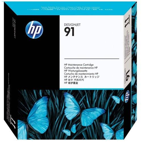 HP 91 DesignJet Maintenance Cartridge (C9518A)