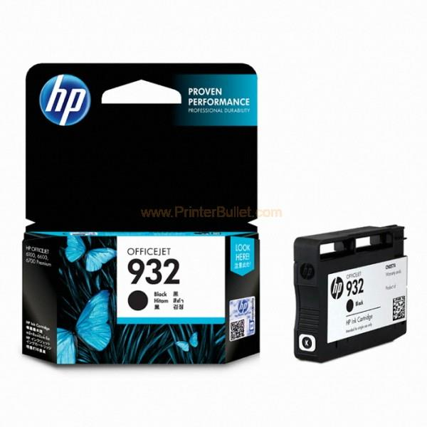 HP 932 Black Ink (Genuine) CN057AA Officejet