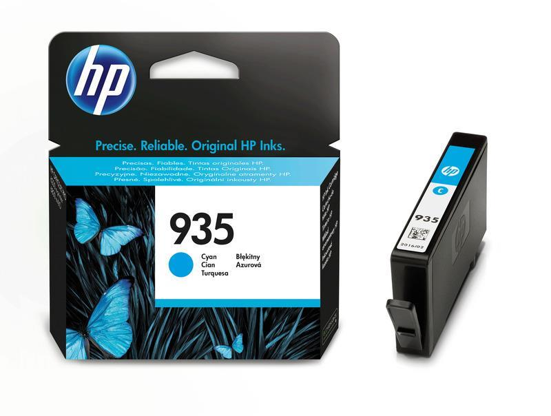Hp 935 Cyan ink (Genuine) C2P20AA