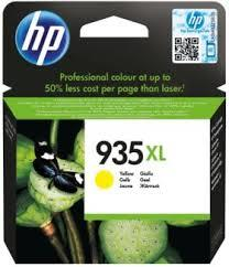 Hp 935XL Yellow ink (Genuine) C2P26AA