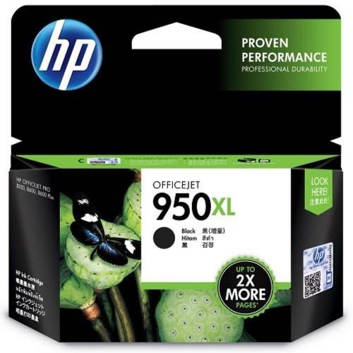 HP 950XL Black Officejet Ink Cartridge (CN045AA)