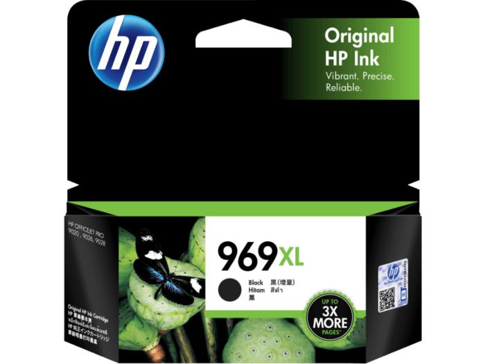 HP 969XL High Yield Black Original Ink Cartridge
