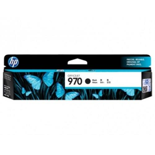 HP 970 Black Officejet Ink Cartridge (CN621AA)
