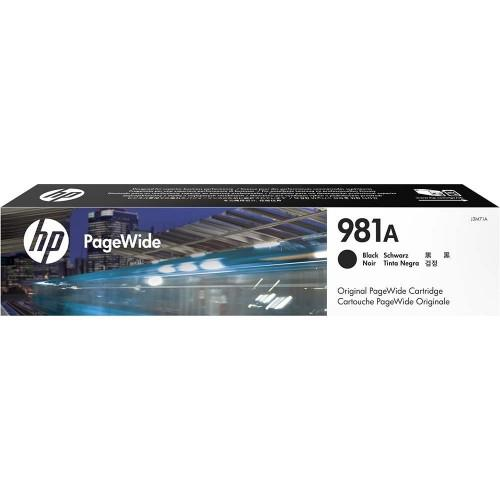 HP 981A Black Original PageWide Cartridge (J3M71A)