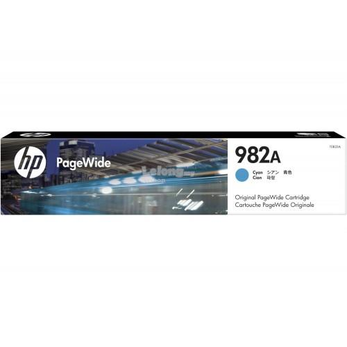 HP 982A Cyan Original PageWide Cartridge (T0B23A)