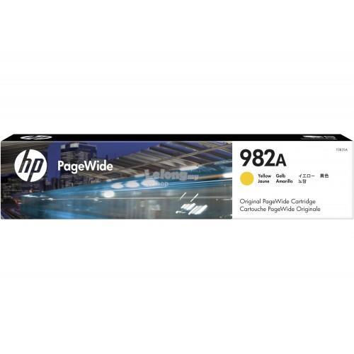 HP 982A Yellow Original PageWide Cartridge (T0B26A)