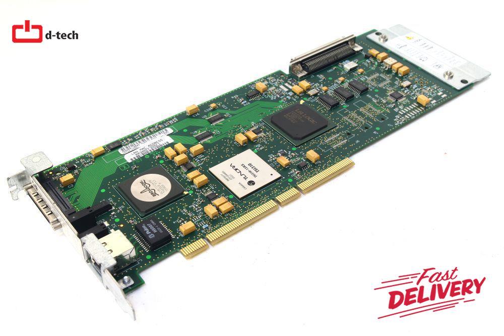 HP A6794-60101 LAN/SCSI core I/O PCI board FOR RP7420
