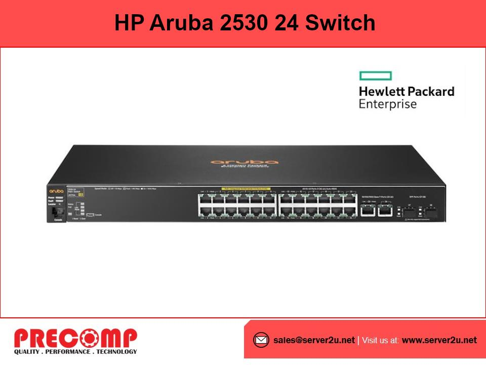 HP Aruba 2530 24 Switch (J9782A)