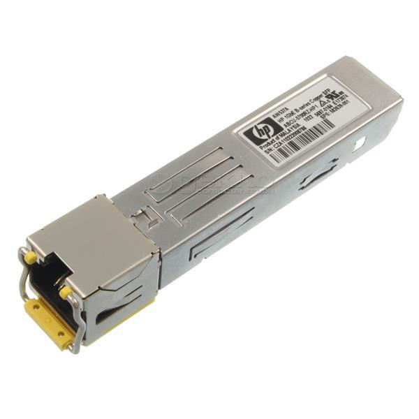 HP B-series 1GbE Copper SFP 1 Pack (AW537A)