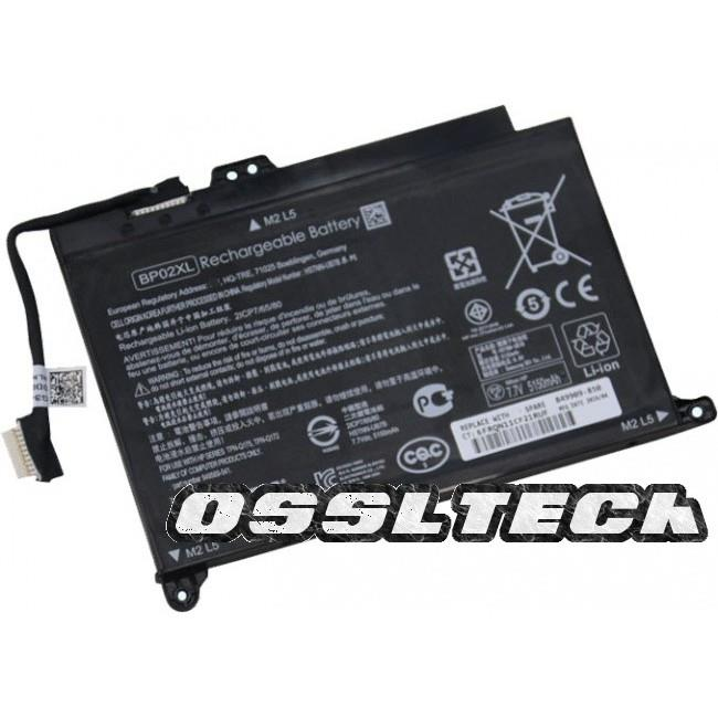 HP BP02XL 15-AU010 AU150 AU160 AU102TX AU502TX AU103tx AU104TX Battery