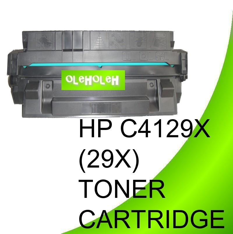 *HP C4129X (29X) Compatible Toner Cartridge For HP Laserjet 5000/5100