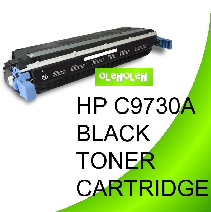 HP C9730A (645A) Compatible Black Toner For HP Color LaserJet 5500