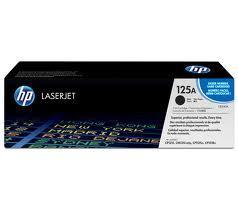 HP CB540A (125A) Black Toner (Genuine) CP1215 1312 1515 1518 540