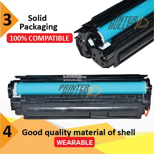 HP CC388A / 88A Compatible Toner Cartridge