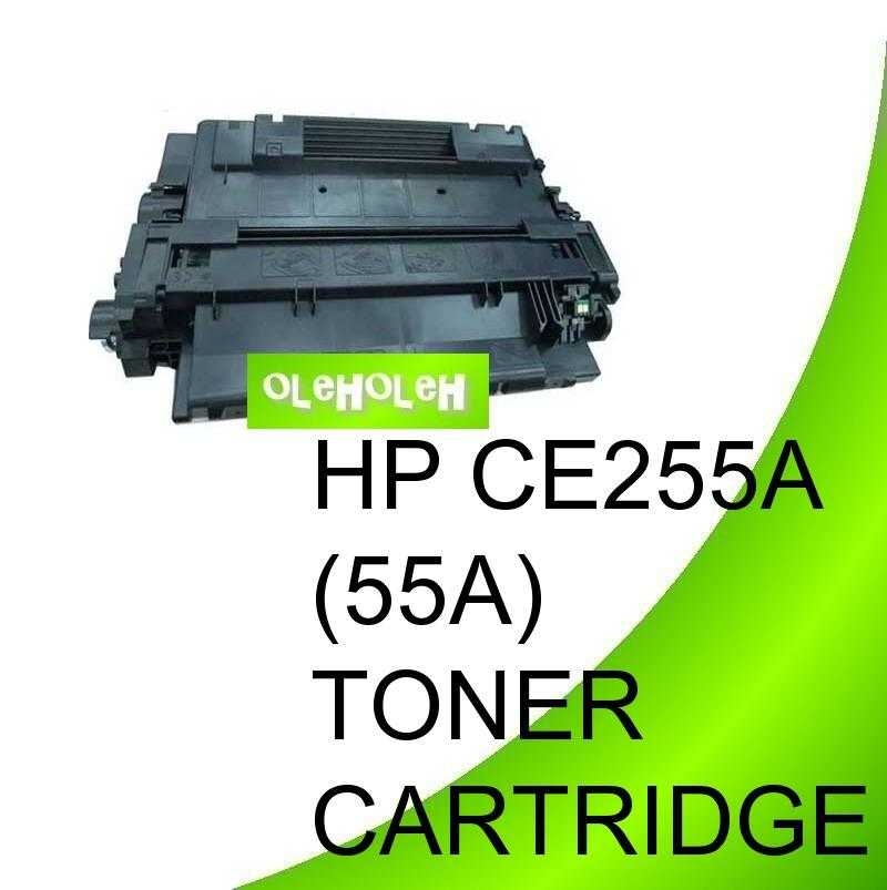 *HP CE255A (55A) Compatible Toner Cartridge For HP P3010 P3015
