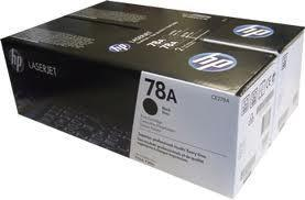 HP CE278AD (78A) Twin Pack Black Toner(Genuine ) M1536DNF Pro P156 278