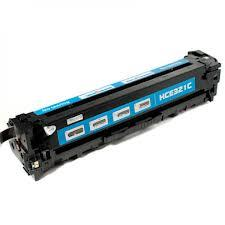 HP CE321A (128A) Compatible Cyan Toner For HP CP1525 CM1415 321