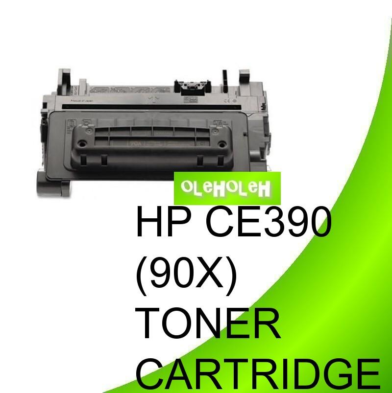 HP CE390 (90X) Compatible Toner Cartridge For HP LaserJet M4555