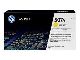 HP CE402A (507A) Yellow Toner (Genuine) 500 M551dn M551n M551xh 402