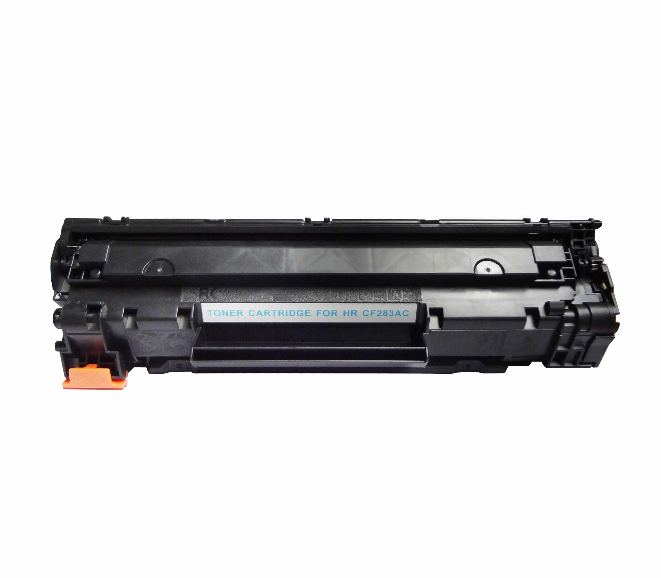 HP CF283A 83A 283A MFP M125 M225d M127 Compatible Toner Cartridge