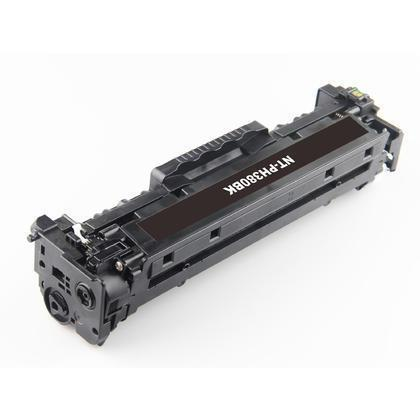 HP CF380A 312A 380A MFP M476dw M476nw Black Compatible Toner Cartridge