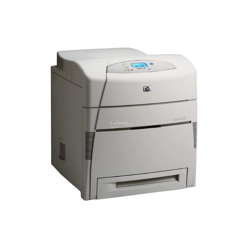 HP CLJ 5550DN PRINTER