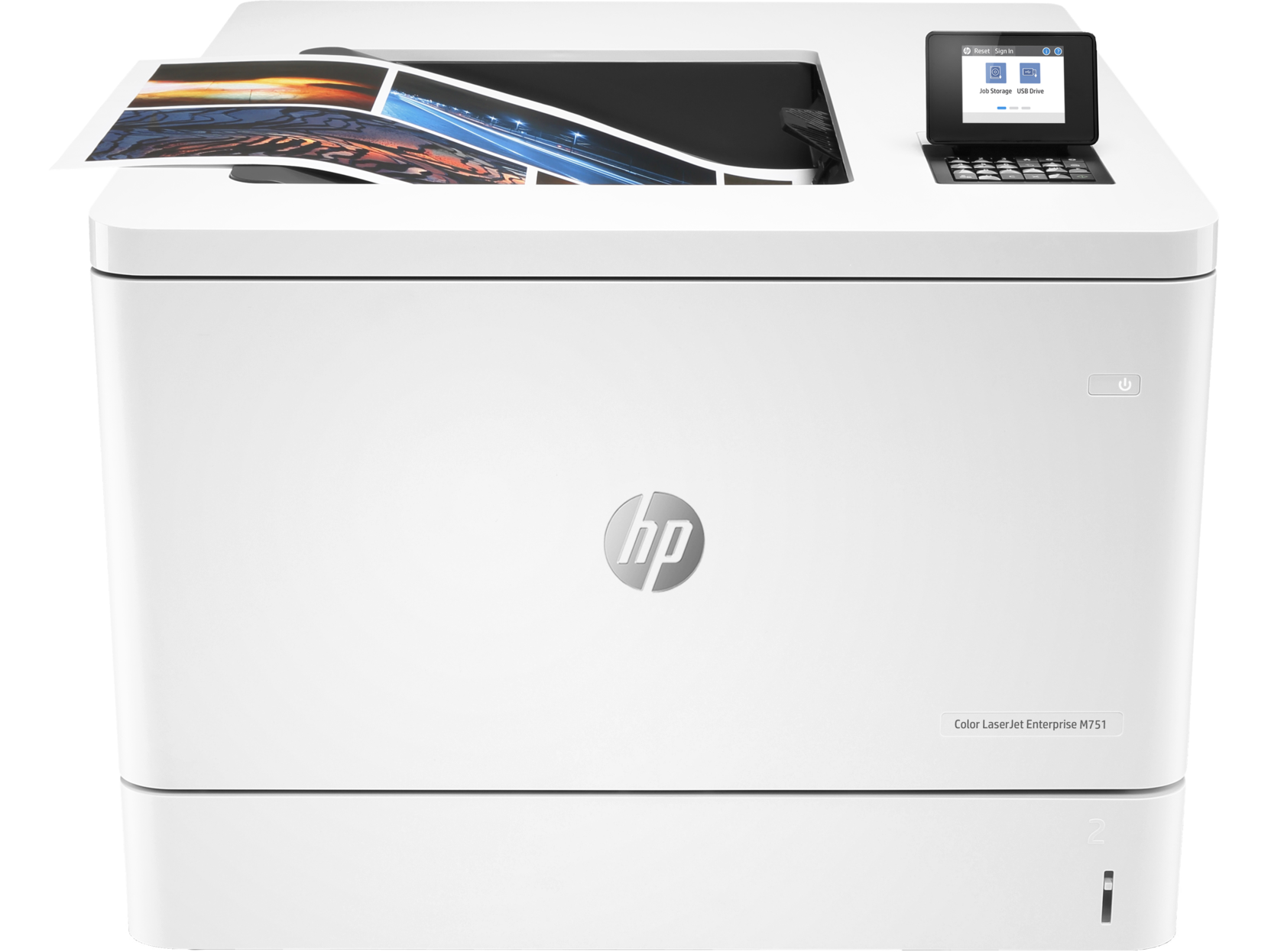 HP Color LaserJet Enterprise M751n