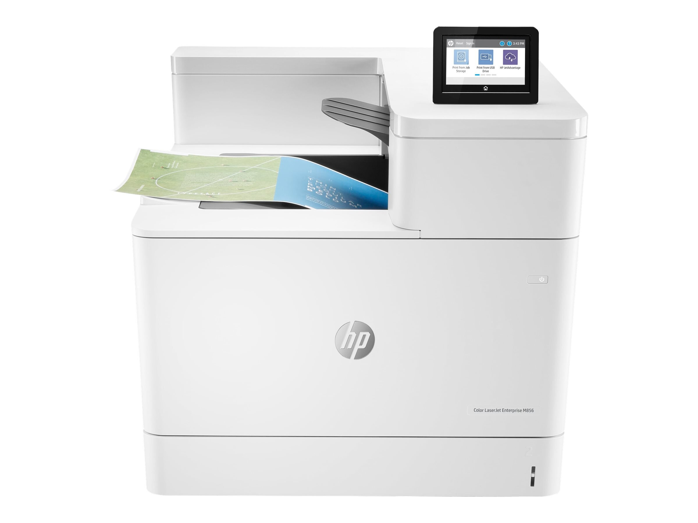 HP Color LaserJet Enterprise M856dn Printer (T3U51A)