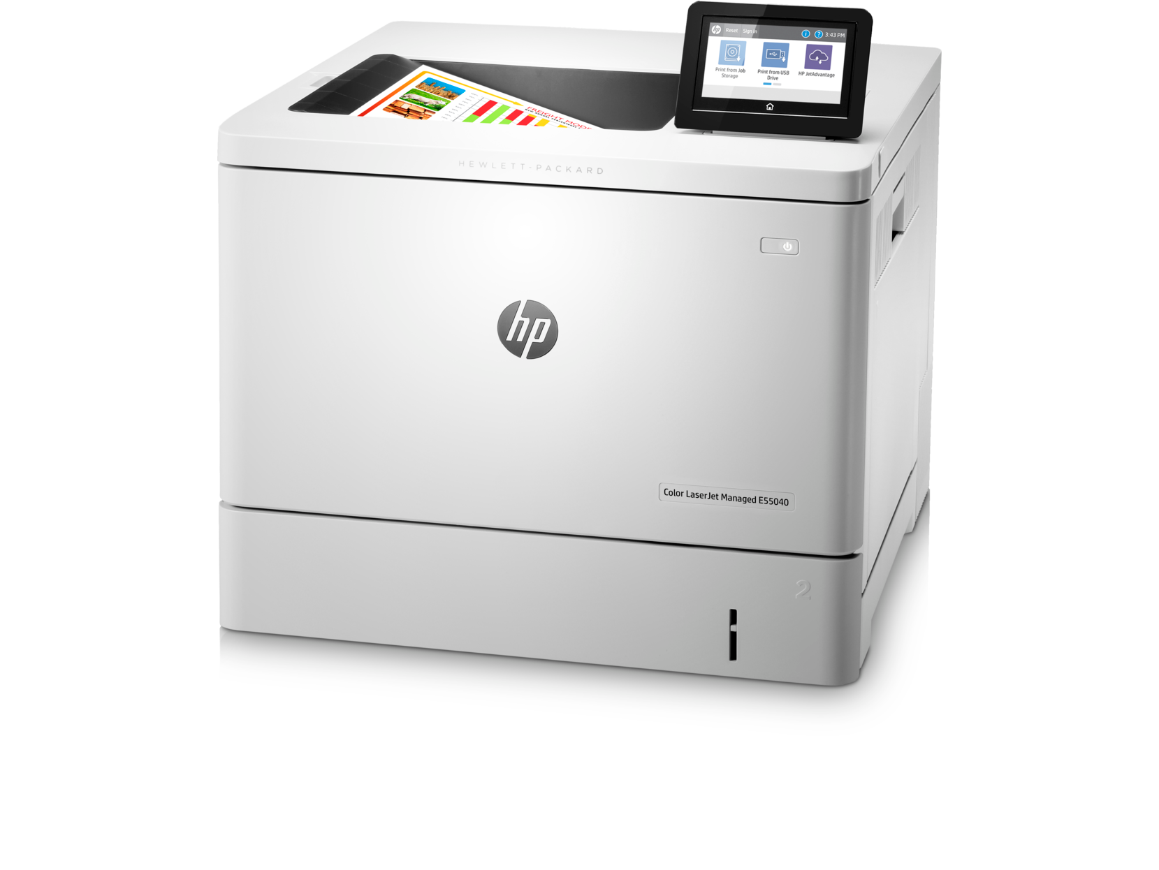 HP Color LaserJet Managed E55040dn