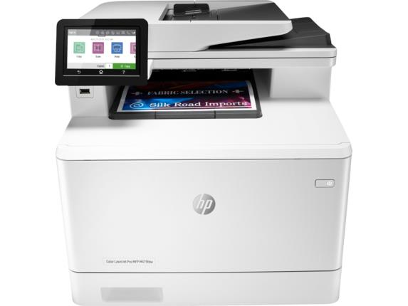 HP Color LaserJet MFP M479dw Printer (Promo Date until 19-7-2019)