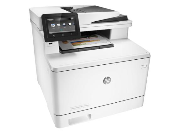 HP Color LaserJet Pro 400 MFP M477nw Printer (CF377A)