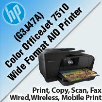 hp officejet 7510 wide format all-in-one printer HP COLOR OFFICEJET 7510 WIDE FORMAT (end 8/16/2016 10:15 AM)