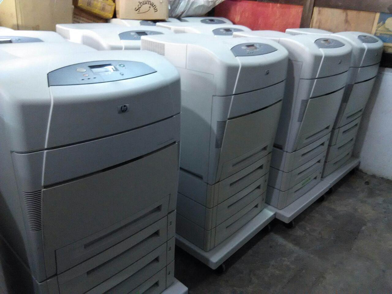 HP  COLOUR CL J 5550 (A3) COPIER MACHINE