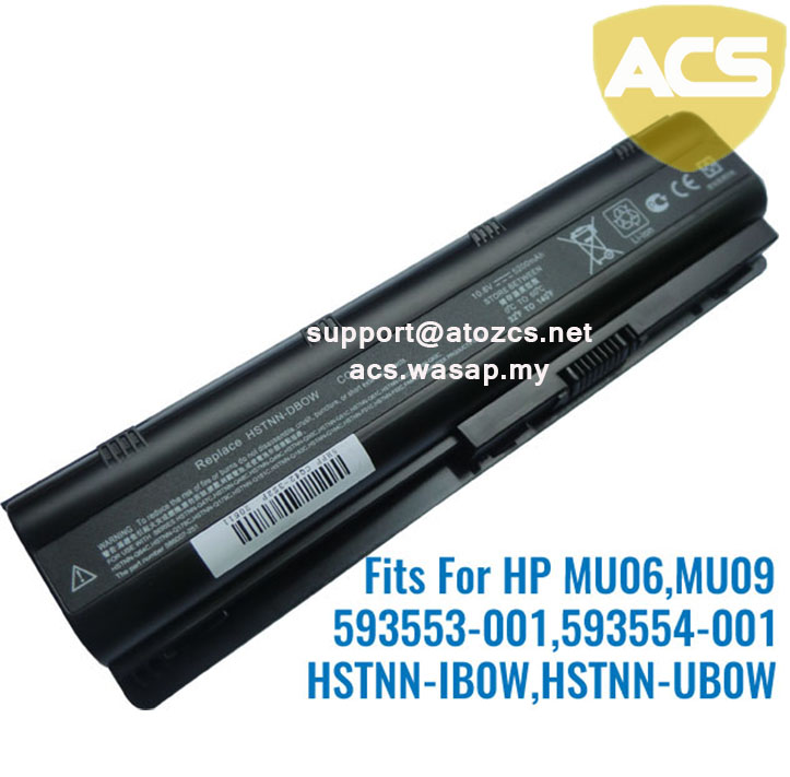 HP Compaq 2000 2000Z-100 430 431 435 436 630 631 635 636 Battery