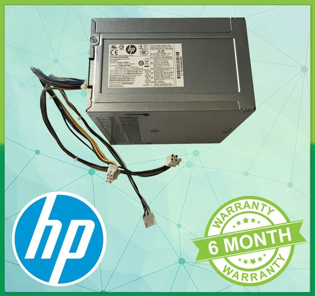 HP Compaq 6000 MT 320W Power Supply PSU 503377-001 D10-320P2A (REF)